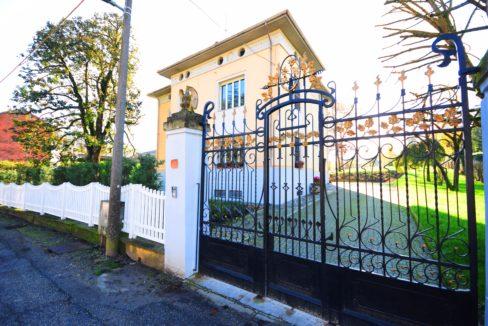 Pomaro Monferrato (AL) Vendesi magnifica villa inizi '900