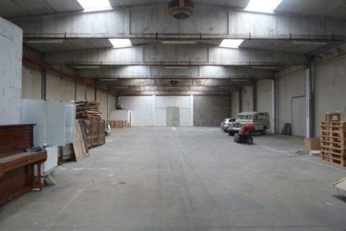 OCCIMIANO (AL) affittasi capannone 1000 mq
