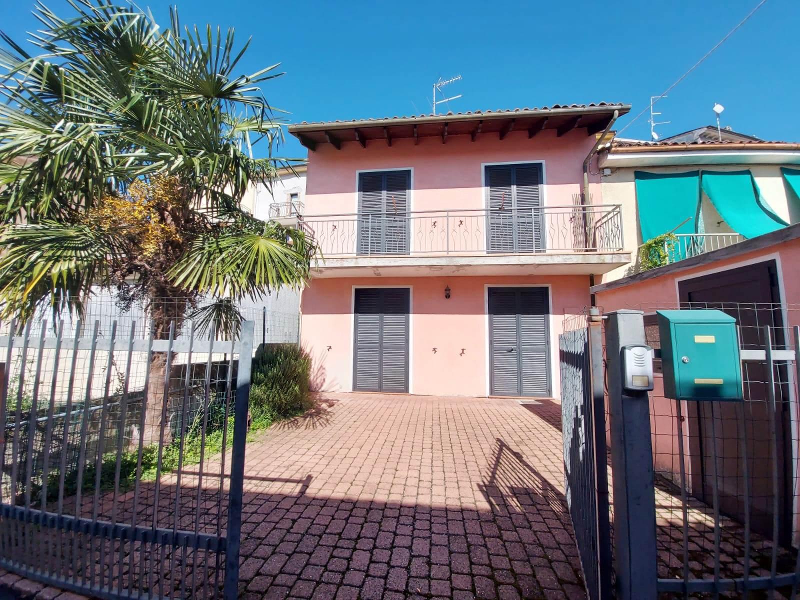 SAN GIORGIO MONFERRATO Vendesi casa indipendente ristrutturata
