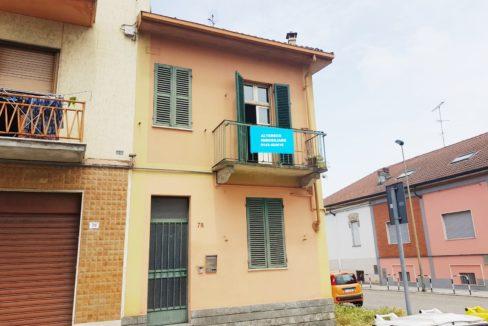 CASALE MONFERRATO (PORTA MILANO) Vendesi casa indipendente