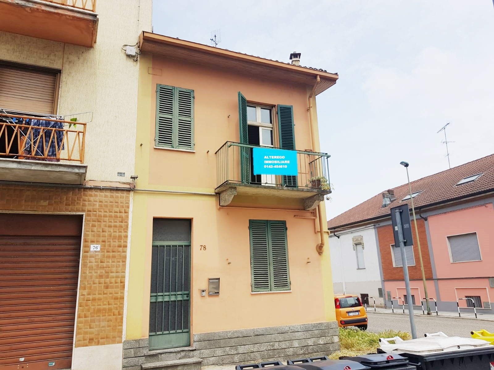 CASALE MONFERRATO (PORTA MILANO) casa indipendente