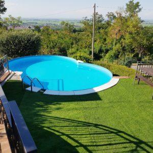 CONIOLO (CENTRO) Vendesi prestigiosa casa indipendente con piscina