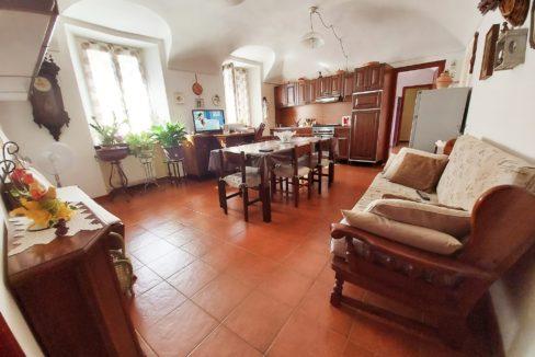 CASALE MONFERRATO Vendesi appartamento mq. 120