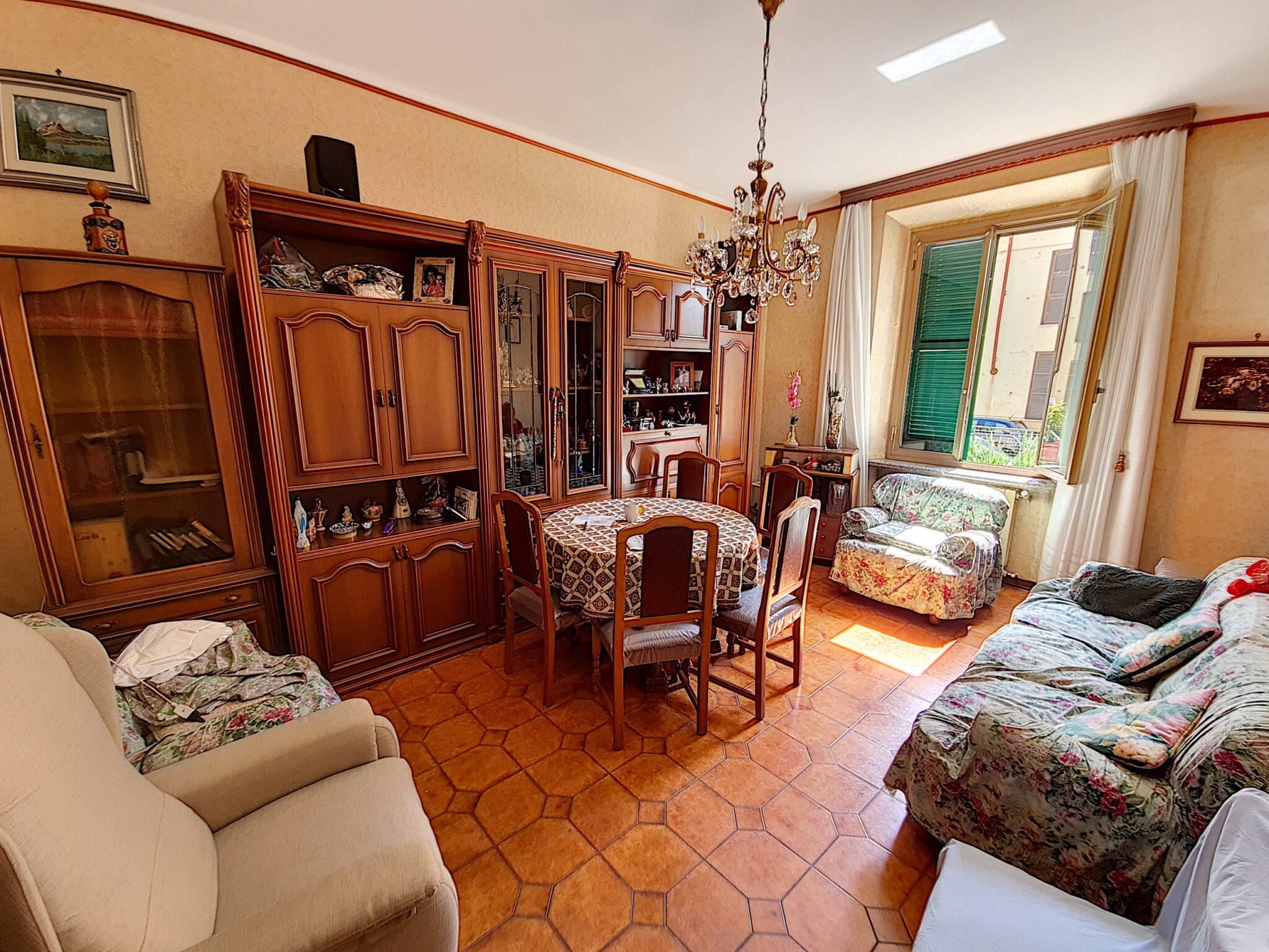CASALE MONFERRATO (VIA ITALO ROSSI) Vendesi appartamento mq. 70
